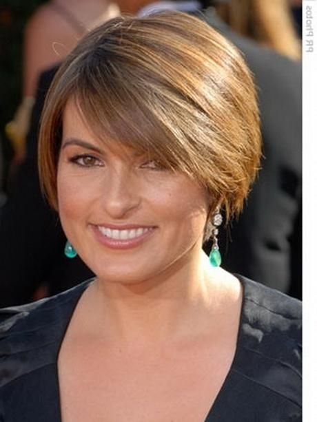 Short Hairstyles For Round Faces Hair – Hairstyle Foк Women & Man With Regard To Short Hairstyles For Thin Fine Hair And Round Face (View 15 of 20)