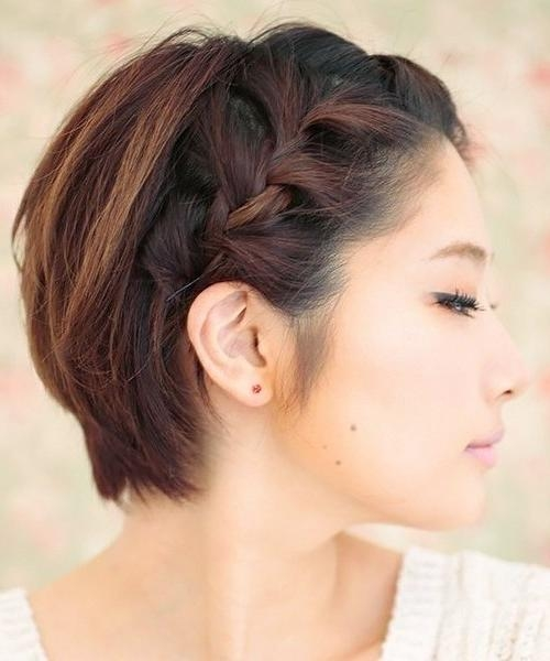 Short Hairstyles For Special Occasions – Hairstyles Intended For Short Hairstyles For Special Occasions (View 16 of 20)