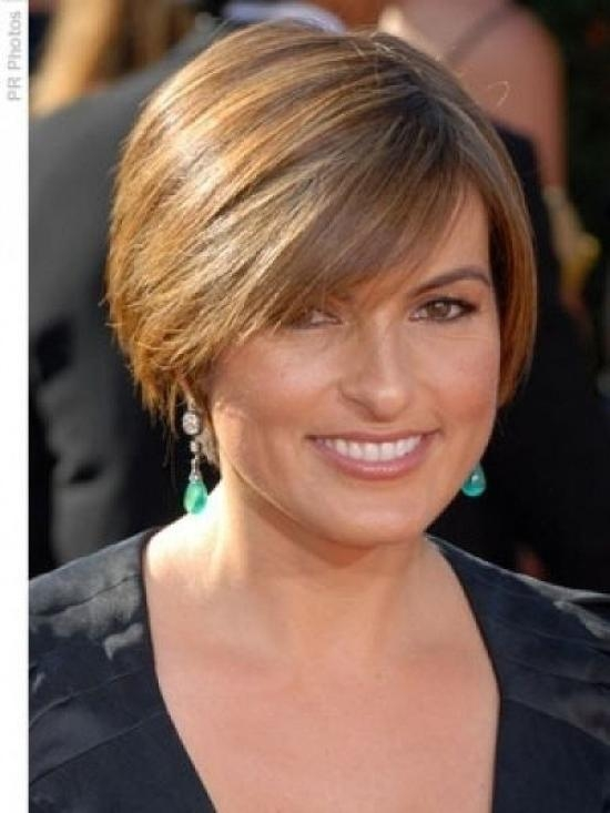 Short Hairstyles For Square Face Shape 2011 | Hairstyles Pictures With Regard To Short Haircuts For A Square Face Shape (View 17 of 20)