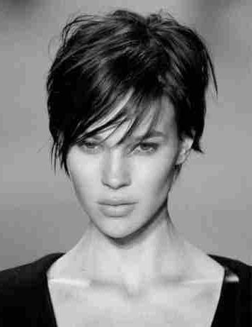 Short Hairstyles For Women Brunette | Hairstyle Ideas Regarding Brunette Short Hairstyles (View 19 of 20)