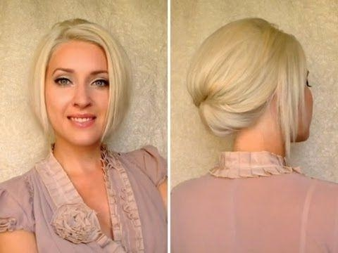 Short Hairstyles: Gorgeous Short Hairstyles For Work Inspiration Inside Short Hairstyles For Work (View 17 of 20)