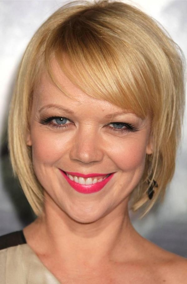 Short Hairstyles : Layered Short Hairstyles For Thick Hair Easy Inside Medium To Short Haircuts For Thin Hair (View 16 of 20)