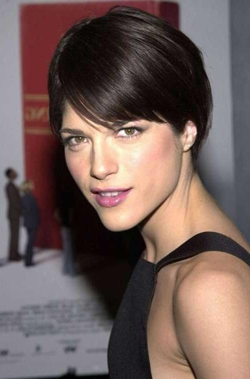Short Hairstyles: New Pictures Great Short Hairstyles Great Short In Dramatic Short Hairstyles (View 7 of 20)