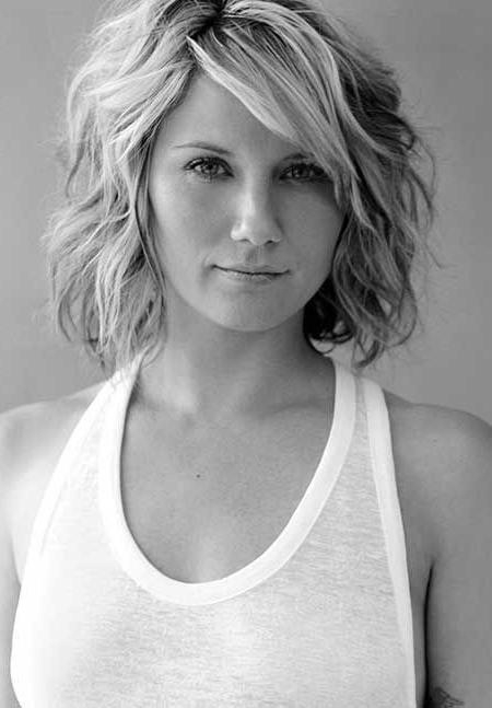 Short Hairstyles: Normal Everyday Short Hairstyles For Women With Regard To Feminine Short Hairstyles For Women (View 17 of 20)