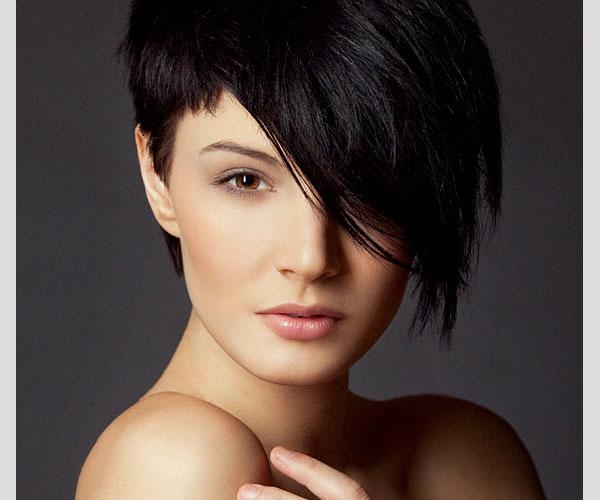 20 Photo Of One Sided Short Hairstyles