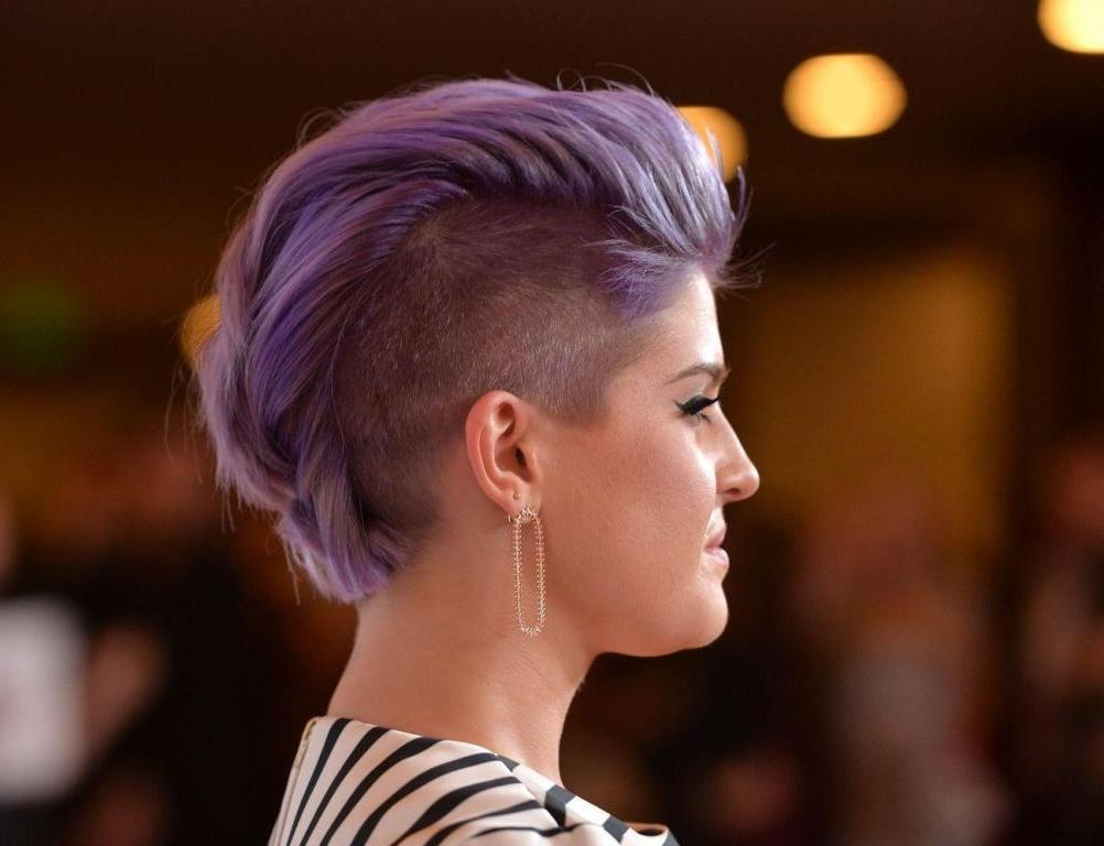 Short Hairstyles Shaved Sides — Fitfru Style : Shaved Sides Regarding Short Hairstyles Shaved Side (View 19 of 20)