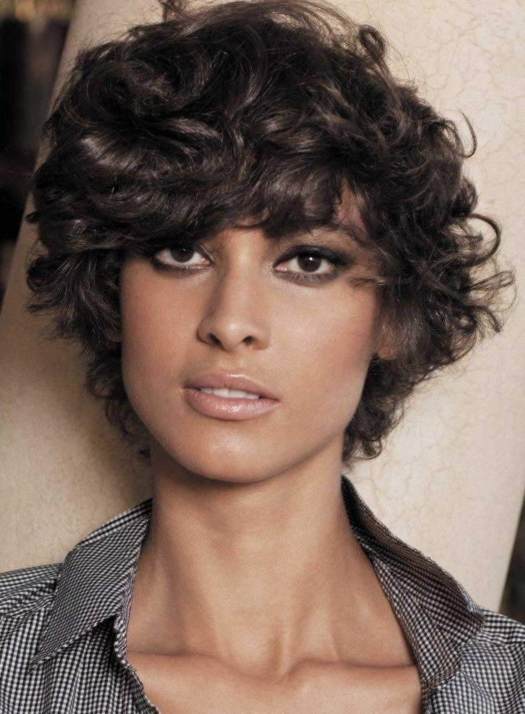 haircuts for curly hair and faces 20 best collection of haircuts curly hair 1777