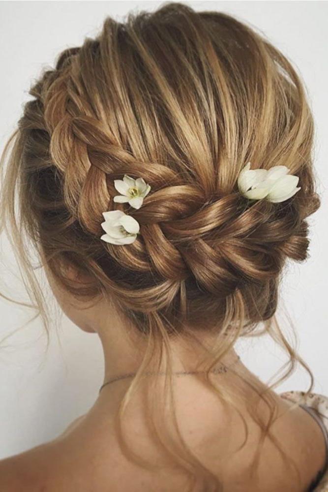 Short Hairstyles : Short Hair Updo Wedding Bridesmaid With Short Regarding Short Hairstyles For Bridesmaids (View 16 of 20)