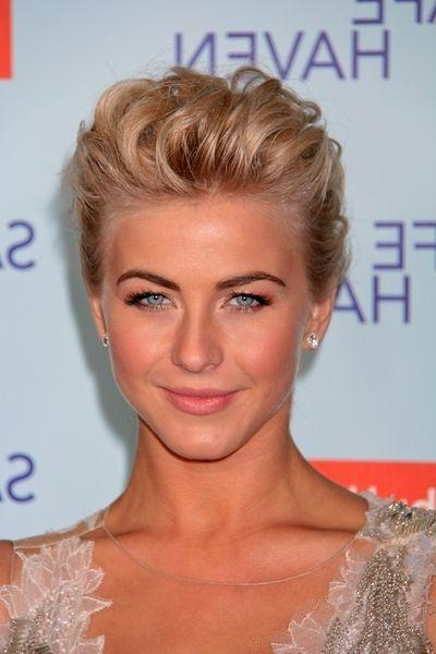 Short Hairstyles: Short Hairstyles For Formal Events Simple Formal Intended For Short Hairstyles For Formal Event (View 4 of 20)