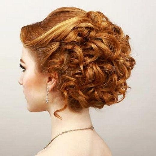 Short Hairstyles: Short Homecoming Hairstyles Formal Curly Long Inside Homecoming Short Hairstyles (View 20 of 20)