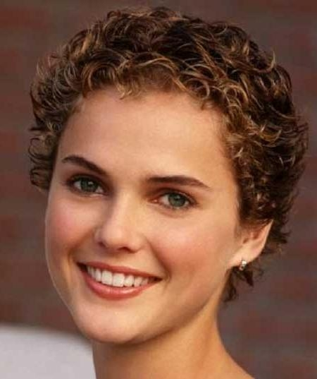 Short Hairstyles: Very Short Curly Hairstyles 2016 Pictures Short With Regard To Short Hairstyles For Very Curly Hair (View 17 of 20)