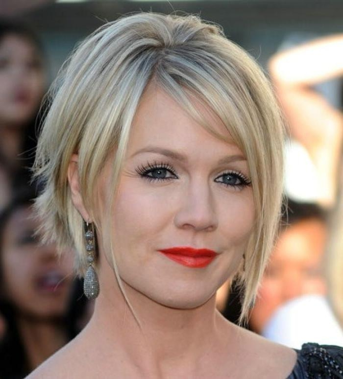 Short Hairstyles : Very Short Hairstyles For Long Faces The In Short Haircuts On Long Faces (View 8 of 20)