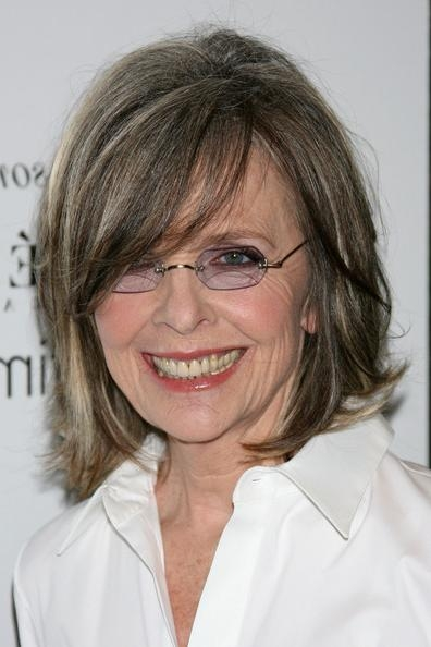 Short Hairstyles While Wearing Glasses | Womens Blog Talk In Short Haircuts For Women Who Wear Glasses (View 19 of 20)