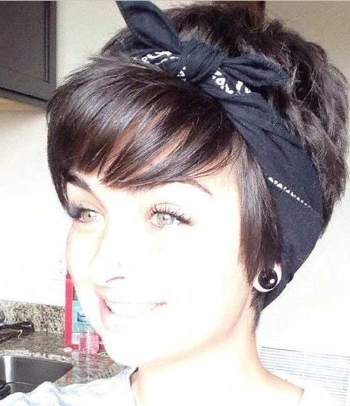 Short Hairstyles With Headbands ~ Hair Is Our Crown Inside Short Haircuts With Headbands (View 19 of 20)