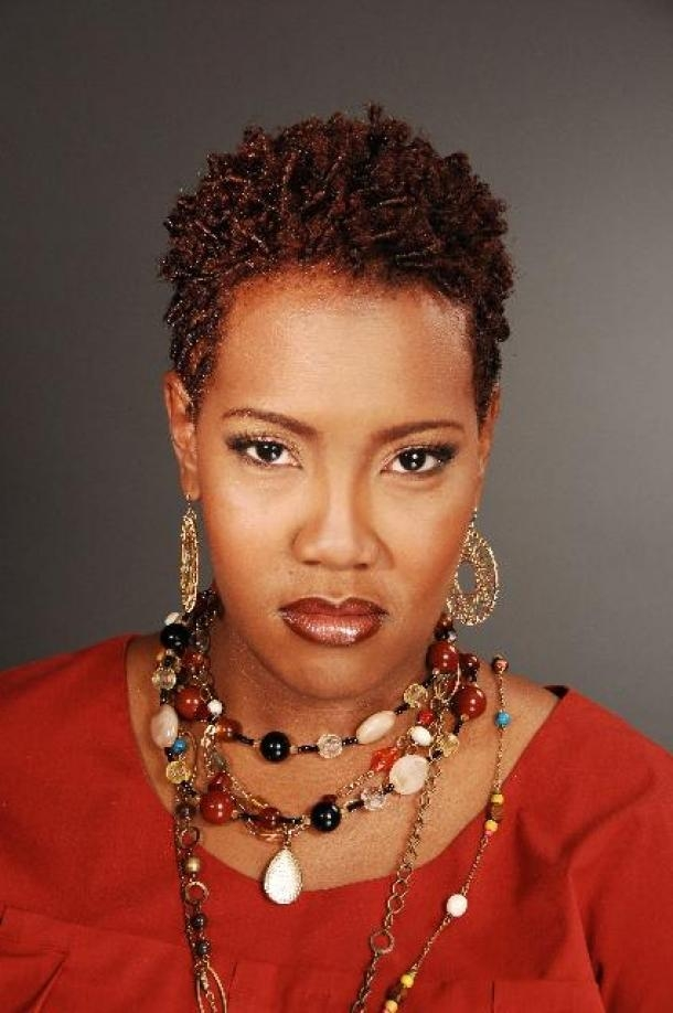 Short Natural Hairstyles For Black Women – The Xerxes Intended For Natural Short Haircuts For Black Women (View 20 of 20)