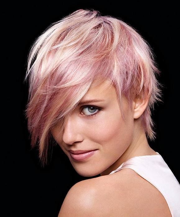 Short Pink Hairstyle Ideas – Hair World Magazine For Pink Short Hairstyles (View 17 of 20)