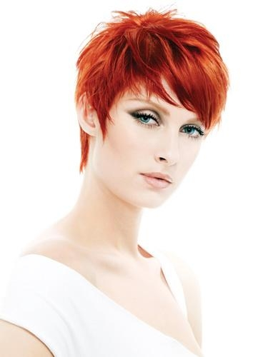 Short Red Hairstyles | Mona Yoanna Pertaining To Short Hairstyles For Red Hair (View 19 of 20)