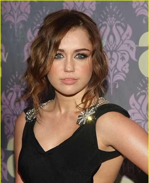 Short Wavy Hairstyles For Round Faces | Short Hairstyles 2016 Throughout Short Haircuts For Round Faces With Curly Hair (View 19 of 20)
