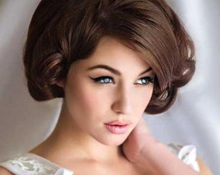 Short Wedding Hairstyles | Short Hairstyles 2016 – 2017 | Most With Regard To Dinner Short Hairstyles (View 19 of 20)