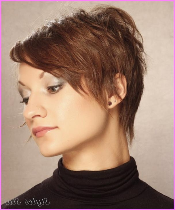 Short Wispy Haircuts – Stylesstar ® Intended For Wispy Short Haircuts (View 15 of 20)