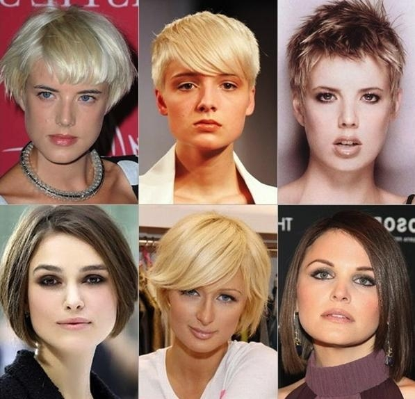 Should I Get Short Hair? – Women Hairstyles In Short Haircuts For Different Face Shapes (View 16 of 20)