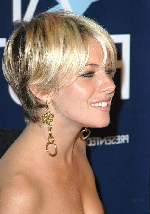 Soft Feminine Short Hairstyles 2013 – Hairstyles Weekly Regarding Feminine Short Hairstyles For Women (View 18 of 20)