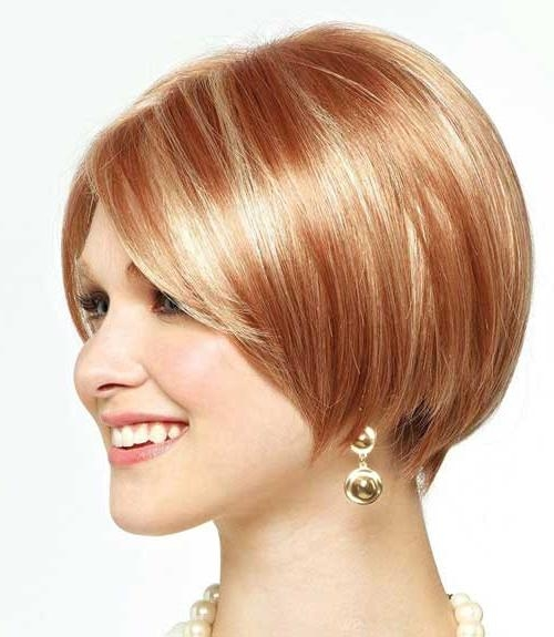 Strawberry Blonde Bob Hairstyles | Bob Hairstyles 2017 – Short Pertaining To Strawberry Blonde Short Haircuts (View 3 of 20)
