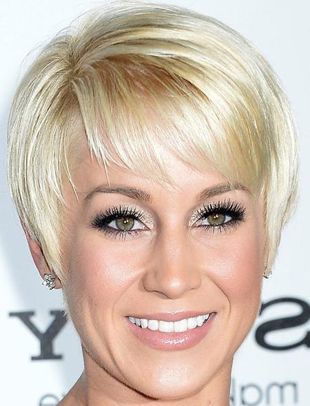 Styles For Short Straight Hair   Short Hairstyles 2016 – 2017 For Short Haircuts That Cover Your Ears (View 19 of 20)