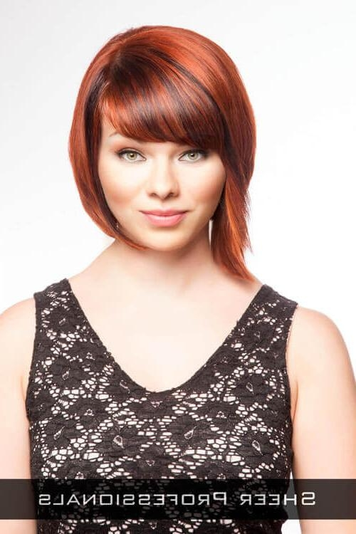 The 24 Ultimate Short Hairstyles For Long Faces With Long Face Short Haircuts (View 19 of 20)