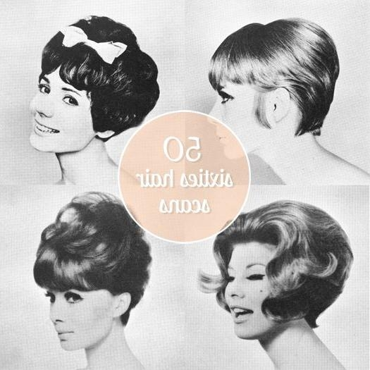 The 25+ Best 60S Hairstyles Ideas On Pinterest | 60S Hair, Women's Throughout 1960S Short Hairstyles (View 19 of 20)