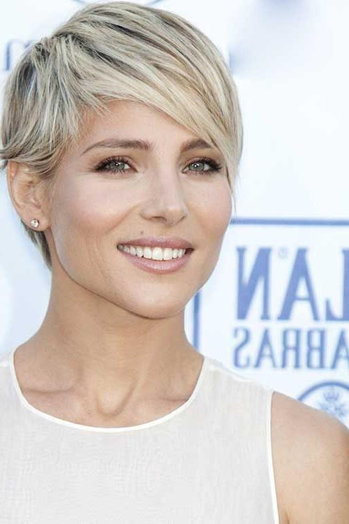 The 25+ Best Blonde Pixie Ideas On Pinterest | Pixie Haircuts Inside Ash Blonde Short Hairstyles (View 20 of 20)