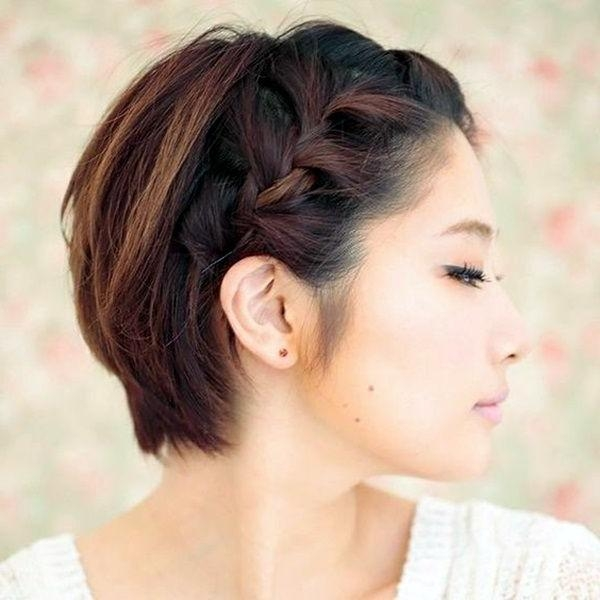 The 25 Best Bohemian Short Hair Ideas On Pinterest Long Front Inside Bohemian Short Hairstyles (View 20 of 20)