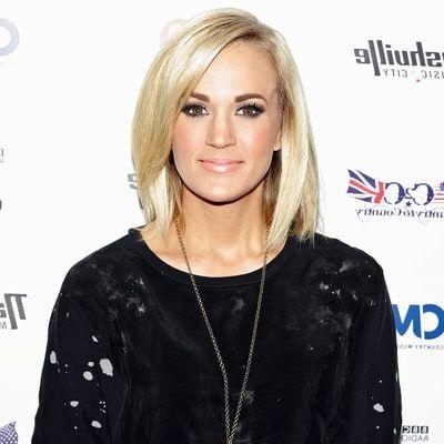 The 25+ Best Carrie Underwood Hair 2016 Ideas On Pinterest For Carrie Underwood Short Haircuts (View 18 of 20)