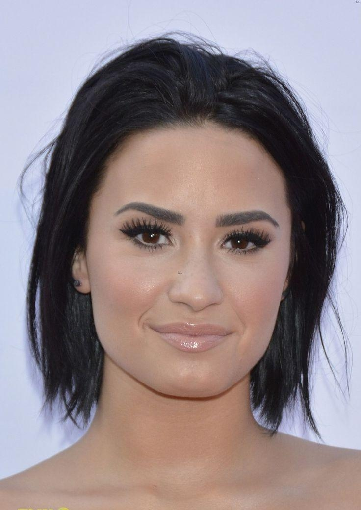 The 25+ Best Demi Lovato Short Hair Ideas On Pinterest | Demi Throughout Demi Lovato Short Hairstyles (View 18 of 20)