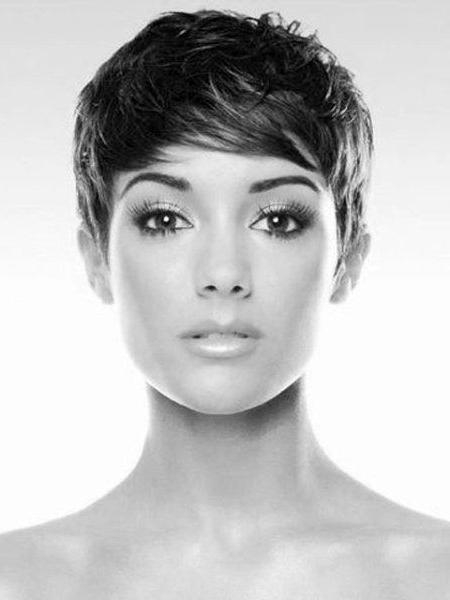 The 25+ Best Pixie Cuts Ideas On Pinterest | Long Pixie, Pixie Regarding Cropped Short Hairstyles (View 15 of 20)