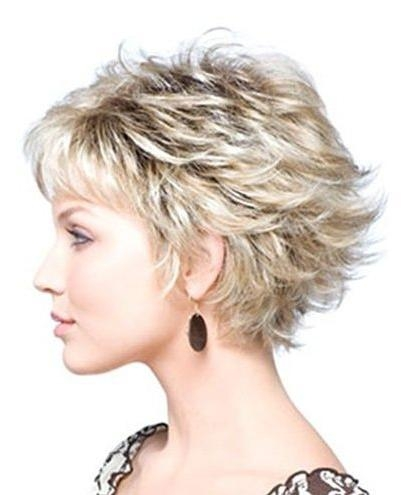 The 25+ Best Short Layered Haircuts Ideas On Pinterest | Short With Short Haircuts For Women With Big Ears (View 20 of 20)