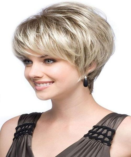 The 25+ Best Short Wedge Haircut Ideas On Pinterest | Wedge Intended For Wedge Short Haircuts (View 15 of 20)