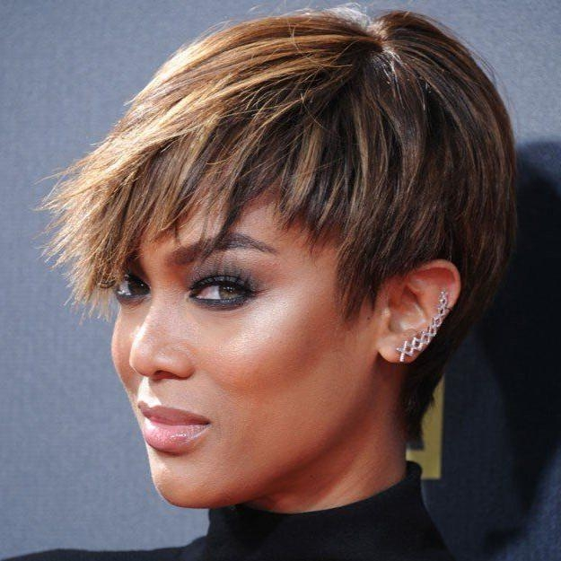 The 25+ Best Tyra Banks 2016 Ideas On Pinterest | Freetress Inside Tyra Banks Short Hairstyles (View 11 of 20)