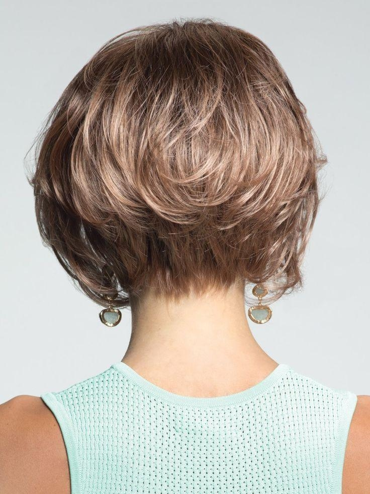 The 25+ Best Wedge Haircut Ideas On Pinterest   Short Bob Throughout Wedge Short Haircuts (View 16 of 20)
