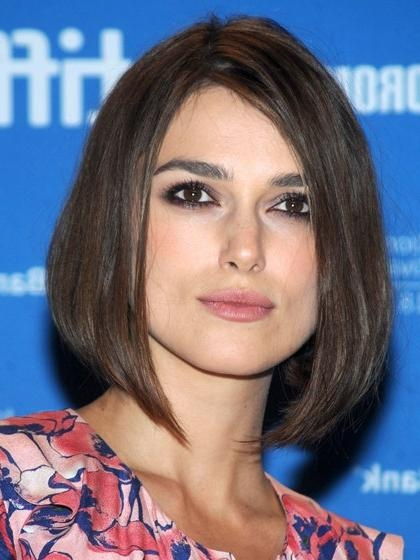 The 6 Best Haircuts For Square Faces | Allure Inside Short Haircuts For Square Jawline (View 20 of 20)