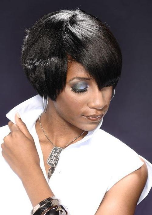 The 80 Most Beautiful African American Short Hairstyles Throughout African American Ladies Short Haircuts (View 19 of 20)