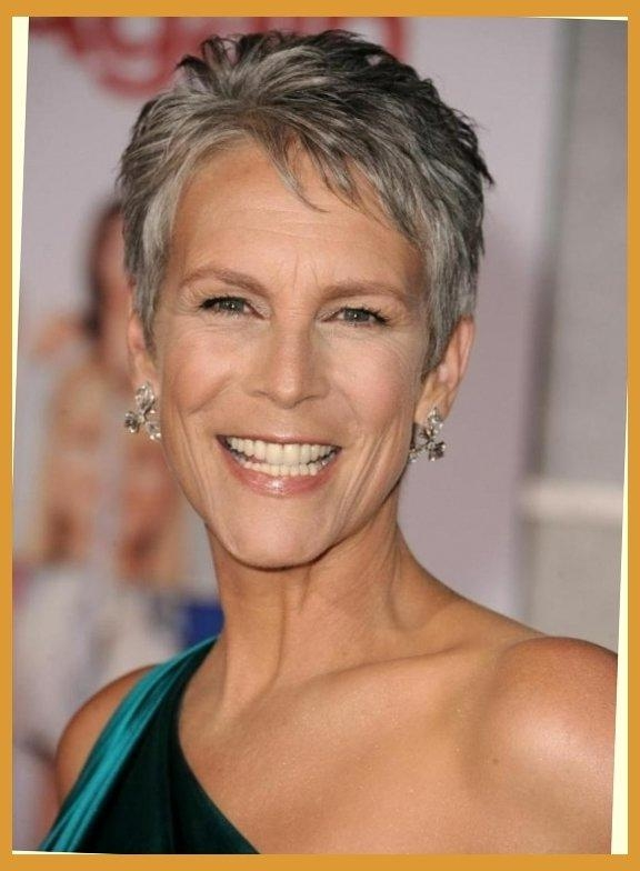The Best Hair Cuts For Women Over 50 Women Hairstyles Regarding With Low Maintenance Short Haircuts (View 18 of 20)