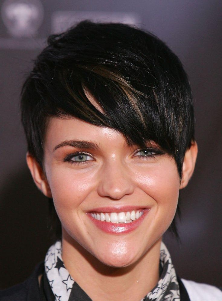 The Best Hairstyles For Tall, Short & Curvy Women Throughout Short Haircuts For Curvy Women (View 18 of 20)
