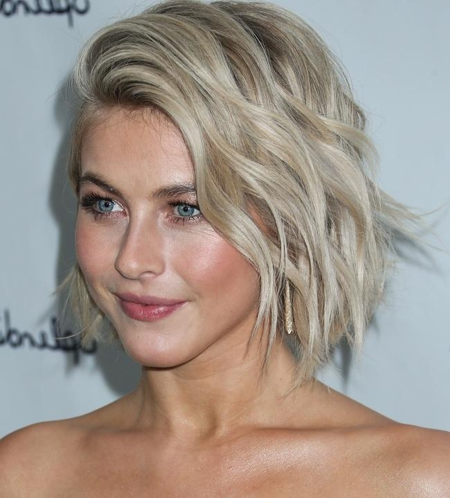 The Best Julianne Hough's Short Hairstyles – Hair World Magazine With Julianne Hough Short Hairstyles (View 20 of 20)