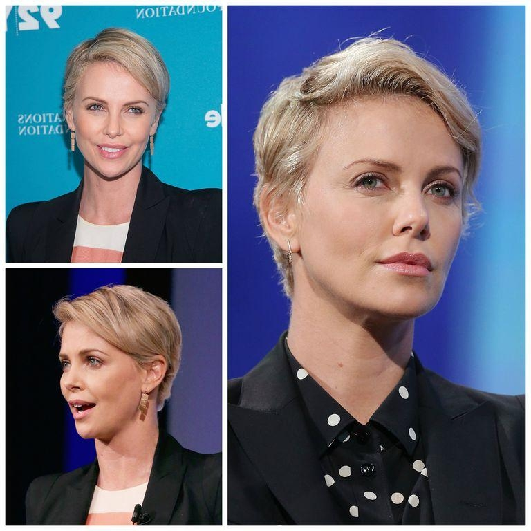 The Best Short Haircutsface Shape Pertaining To Short Haircuts For Different Face Shapes (View 18 of 20)