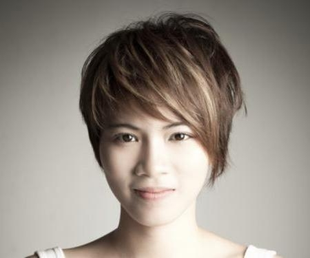The Brilliant And Also Stunning Short Hairstyles For Big Forehead With Regard To Short Haircuts For Big Foreheads (View 18 of 20)