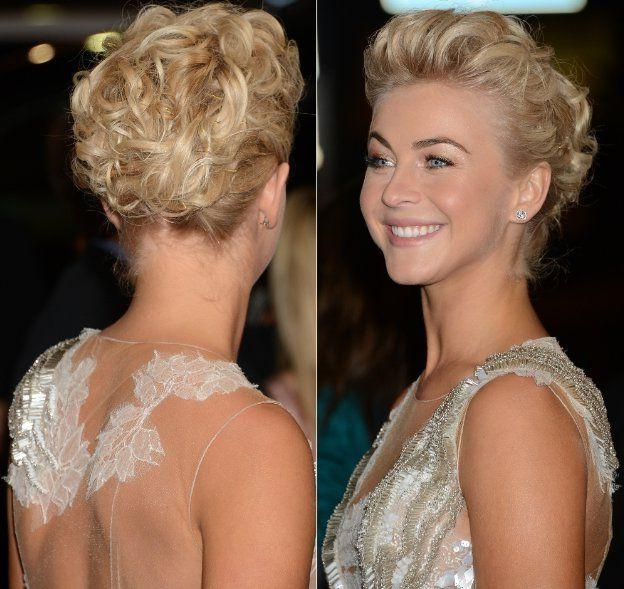 The Different Gorgeous Prom Hairstyles | Best Prom Hairstyles Throughout Short Hairstyles For Formal Event (View 13 of 20)