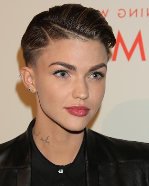 The Lesbian Haircut Guide – Page 2 Of 4 – Afterellen With Short Haircuts For Studs (View 20 of 20)