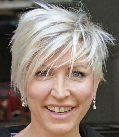 The Most Awesome Short Choppy Womens Hairstyles With Regard To With Regard To Choppy Short Haircuts For Fine Hair (View 9 of 20)