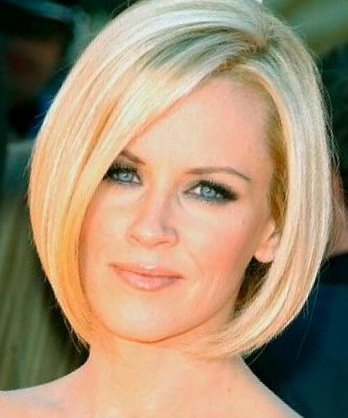 The Right Hairstyles For Long, Oval And Square Shaped Faces With Short Hairstyles For Thick Hair Long Face (View 15 of 20)